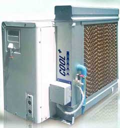 Good Evaporative Condenser, Pre-cool